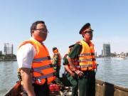 Tin tức trong ngày - Tin mới chìm tàu trên sông Hàn: Tàu chở 56 người