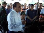 Tin tức trong ngày - Thủ tướng Nguyễn Xuân Phúc vào Đà Nẵng chỉ đạo xử lý vụ chìm tàu