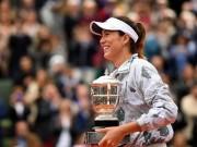 Thể thao - Tân nữ hoàng Roland Garros: Kiều nữ 2 dòng máu