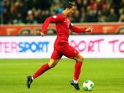 """Bóng đá - Đội hình """"thần gió"""" tại Euro: Ronaldo sát cánh Bale"""