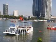 Chìm tàu trên sông Hàn: Nghi vấn có chuyện  bảo kê