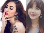 Thời trang - 3 nàng hotgirl Việt xinh, cao, nhà giàu và sành điệu