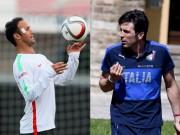 Bóng đá - Từ Carvalho tới Buffon: Chiến binh không tuổi ở Euro
