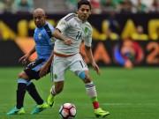 """Bóng đá - Uruguay - Mexico: Nỗi nhớ """"Siêu sao"""""""
