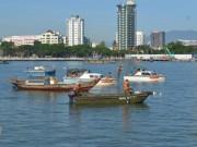 Chìm tàu sông Hàn: Tạm đình chỉ GĐ cảng vụ Đường thủy nội địa