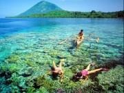 Du lịch - Những hòn đảo du lịch đẹp mê hoặc ở Indonesia