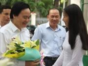 Giáo dục - du học - Bộ trưởng Phùng Xuân Nhạ trải lòng về thông tư 30