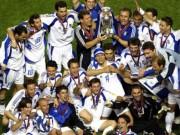 """Bóng đá - Euro và con số 12 """"diệu kỳ"""""""