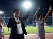 Bóng đá - ĐT Việt Nam vô địch, HLV Hữu Thắng đặc biệt khiêm tốn