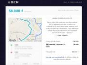 3 điều người đi taxi Uber không thể không biết