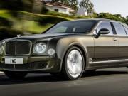 Bentley chính thức  khai tử   động cơ V8