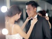 Ảnh cưới ngọt ngào của Mạc Hồng Quân và Kỳ Hân