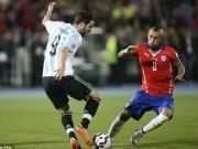 Bóng đá - Chi tiết Argentina – Chile: Bàn thắng danh dự (KT)