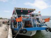 Từ 16.6, tàu đảm bảo sẽ hoạt động trở lại trên sông Hàn
