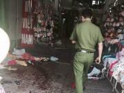 An ninh Xã hội - Đâm chết nữ nhân viên bán hàng rồi vung dao tự sát