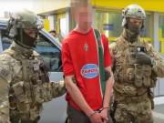 Video An ninh - Bắt nghi phạm người Pháp âm mưu tấn công Euro 2016
