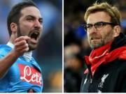 Bóng đá - Vung gần 60 triệu euro, Liverpool sắp có Higuain