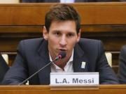Bóng đá - Messi thắng kiện, dùng cả 65.000 euro làm từ thiện