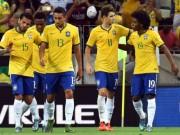 Bóng đá - Brazil: Thảm hại y hệt... đội tuyển Việt Nam
