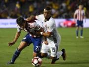 Bóng đá - Colombia - Paraguay: Cảm hứng từ ngôi sao