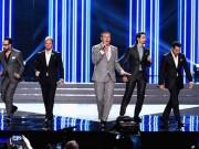 Ca nhạc - MTV - Backstreet Boys gây thổn thức trên sân khấu Hoa hậu Mỹ