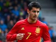 Bóng đá - Lo sợ Real, Conte yêu cầu Chelsea mua ngay Morata