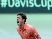 Thể thao - Tennis: Hét ầm ĩ chả sao, nhại 1 tiếng bị phạt