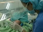 Sức khỏe đời sống - Khánh Hòa: Phẫu thuật thành công trẻ sơ sinh có ruột ở ngoài bụng