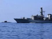 Bóng đá - Tàu ngầm Nga trực chiến trước trận bóng đá Anh – Nga