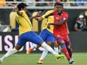 Bóng đá - Brazil - Haiti: Cơn mưa 8 bàn thắng