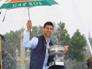 Djokovic: Nhà vô địch tuyệt đối