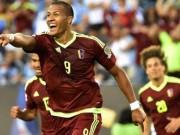 Bóng đá - Uruguay – Venezuela: Sa sút không phanh