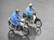 Tin tức trong ngày - Cuối tuần, Bắc Bộ có mưa dông trên diện rộng