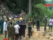 Video An ninh - Vụ ngạt khí hầm vàng: Đưa 3 thi thể ra khỏi hang