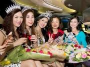 Video An ninh - Ngắm dàn Hoa hậu Phu nhân Trái đất người Việt 2016