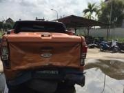An ninh Xã hội - CA Hải Dương điều tra vụ nổ súng truy sát lái xe bán tải