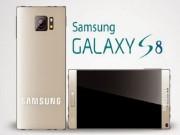 Dế sắp ra lò - Samsung Galaxy S8 sẽ có màn hình 4K, hỗ trợ công nghệ VR