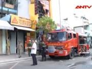 Video An ninh - Cháy cửa hàng trong đêm, 4 người thiệt mạng