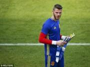 Bóng đá - NÓNG Euro: De Gea nhắn tin dàn xếp mua dâm cho 5 sao MU