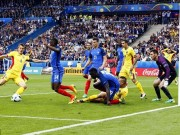 """Bóng đá - """"Người nhện"""" Lloris cứu ĐT Pháp trong tích tắc"""