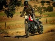 Ô tô - Xe máy - Đánh giá 2017 Yamaha SCR950 Scrambler mới lộ diện