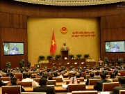 """Tin tức trong ngày - 2/3 ĐBQH lần đầu trúng cử, Quốc hội """"tươi trẻ"""" hơn"""