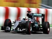 Thể thao - F1, đua thử Canadian GP: Hamilton độc chiếm ngôi đầu