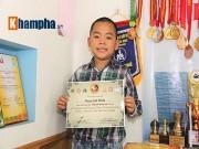 Thể thao - Thần đồng cờ vua Đặng Anh Minh: Tài không đợi tuổi