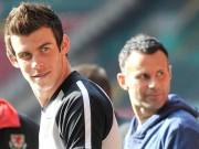 Bóng đá - Tin nhanh EURO 11/6: Bale ước được đá với... Giggs
