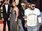 Thời trang - Gigi Hadid và bạn trai tình tứ đập tan tin đồn chia tay