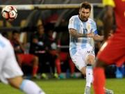 Bóng đá - Tin HOT tối 11/6: Đối thủ gọi Messi là quái vật
