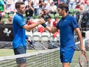 Federer - Thiem: Lần thứ 2 nếm trái đắng (BK Mercedes Cup)