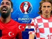 Bóng đá - Thổ Nhĩ Kỳ - Croatia: 4 ngôi sao hi vọng