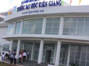 Giáo dục - du học - Hiệu trưởng Trường ĐH Kiên Giang bị kỷ luật khiển trách